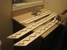 framed bathroom mirror ideas diy bathroom mirror frame for less than 20 need to do this in my