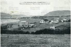 the bungalows cranfield newry down ireland 1950s old photo