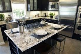 kitchen islands granite top kitchen island with granite top and breakfast bar foter