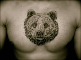 grey on center of chest tattooshunter com