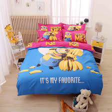Buy Bed Sheets by Online Buy Wholesale 3d Minion Bed Sheets From China 3d Minion Bed