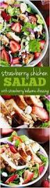 strawberry balsamic vinaigrette salad dressing vinaigrette salad