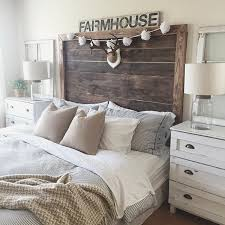 Headboard Designs For Beds by Diy Rustic Headboard Home Farmhouse Style Pinterest