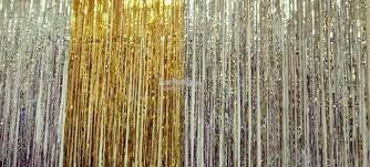 Silver Foil Curtains Silver Metallic Foil Curtain Window Curtains Drapes