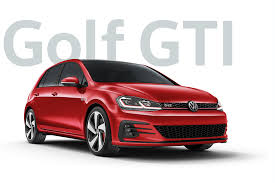 2018 vw golf gti stylish hatchback volkswagen
