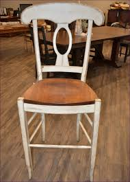 counter height chairs for kitchen island kitchen room upholstered bar chairs white leather counter height