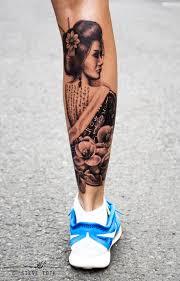 tattoo on leg for women best 25 leg tattoos ideas on pinterest body tattoos leg