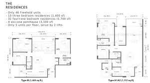 residence floor plan grande residences floor plan penang property talk