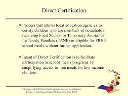 pat birkenshaw state director child nutrition programs ppt download