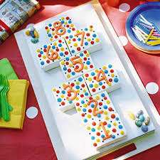 polka dot birthday cake recipe