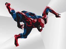 spider man vector art u0026 graphics freevector com