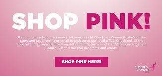 Ra Materials Comfort Tx Susan G Komen Austin Saving Lives Locally Fighting Breast
