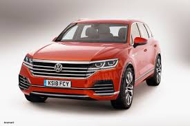 volkswagen new car new 2018 volkswagen touareg suv exclusive images and details