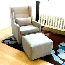 glider and ottoman set for nursery chloe sand fabric nursery swivel glider recliner chair recliner