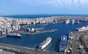 porti atene inaugurato un nuovo approdo crocieristico nel porto pireo