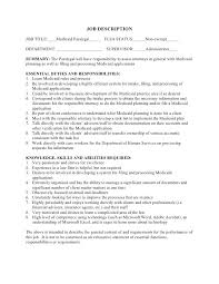 resume duties or accomplishments of obama paralegal job description for resume