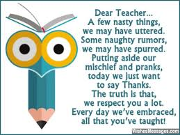 retirement wishes for teachers messages for teachers and professors