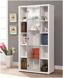 800305 bookcases tempered glass display cabinet buy sell