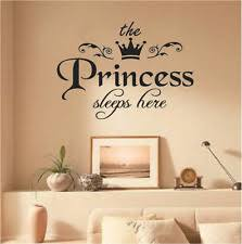 Princess Room Decor Princess Bedroom Decor Ebay