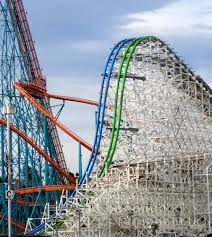 Six Flags Height Twisted Colossus Coaster Wiki Fandom Powered By Wikia