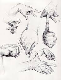 hand sketches hands pinterest hand sketch sketches and anatomy