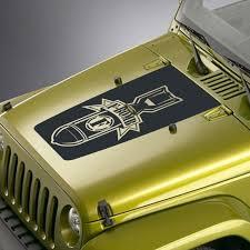 jeep decals f bomb jeep blackout decal sticker jeepazoid