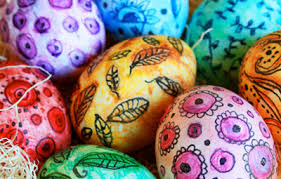 Easter Egg Decorating Real Eggs by 15 Fantastic Ideas For Dyeing And Decorating Easter Eggs Parentmap
