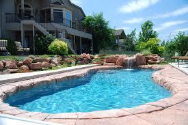 Gunite Pools Versus Ground Pools Crystal Pools & Spas