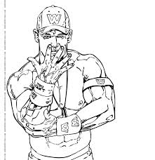 wwe sin cara coloring pages coloring pages ideas u0026 reviews