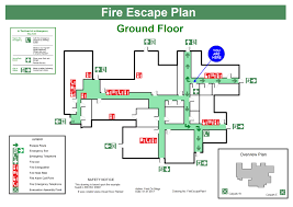 home fire escape plans idolza