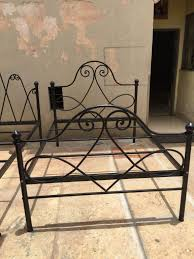 bulk deals on bedroom wrought iron bed furniture at cheap rate jaipur