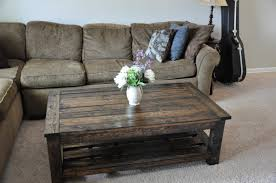 Coffee Table With Baskets Underneath Make A Pallet Coffee Table With Used Wooden Egg Basket U2013 Univind Com