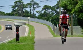 Pinellas Trail Map Pinellas Pasco Bike Trails To Be Linked As Part Of Coast To Coast