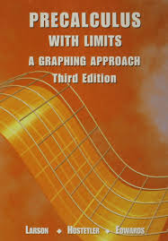 precalculus with limits a graphing approach ron larson robert p