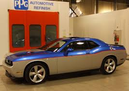 ppg paints kurt busch foundation charity raffle car body shop