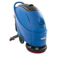 Tile Floor Scrubbing Machine Clarke Ca30 17e Cord Electric 17 In Auto Scrubber Clarke430c