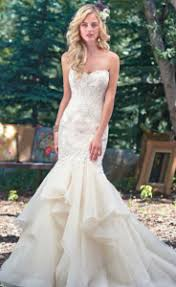 candlelight wedding dresses find the wedding dress color just for you the miami