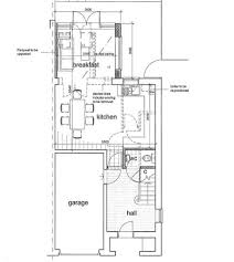 ground floor extension fitted kitchen and toilet conversions