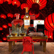 new year gift baskets usa prosperous lunar new year gift basket new year gift