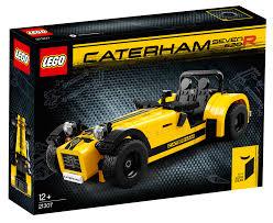caterham ideas caterham seven 620r 21307 lego