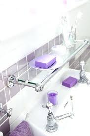 shelf above bathroom sink over bathroom sink shelf bay over the toilet storage cabinet in