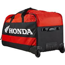 ogio motocross gear bags fox racing 2016 honda shuttle roller gear bag red available at
