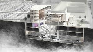 Train Station Floor Plan by Saint Denis Pleyel Train Station Kengo Kuma U0026 Associates Arch2o