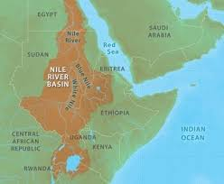 nile river on map why it is a must for sudan to join entebbe agreement on nile