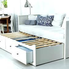canapé lit une personne canape lit avec coffre banquette tiroir 10 lits gigogne pour gagner
