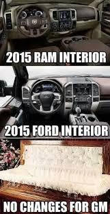jokes on dodge trucks chevy jokes on 2015 dodge ford and gm truck interiors