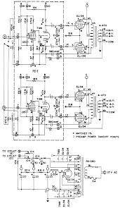 power amplifier 500w with speaker protection electronic circuit
