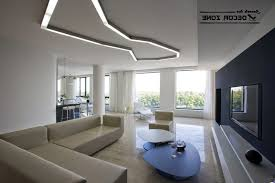 living room low ceiling lights rectangle black wooden laminate end