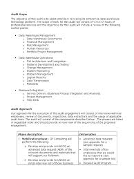 sample audit plan 1 privacy audit