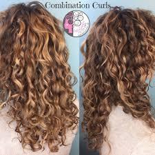 wash hair after balayage highlights pintura and balayage highlights and custom naturally curly cut by